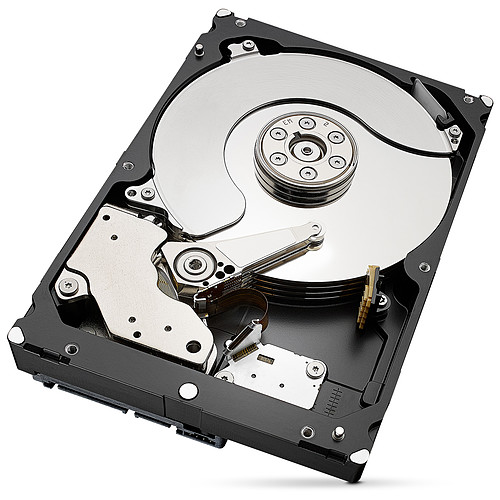 Seagate IronWolf Pro 6 To (ST6000NE000) pas cher