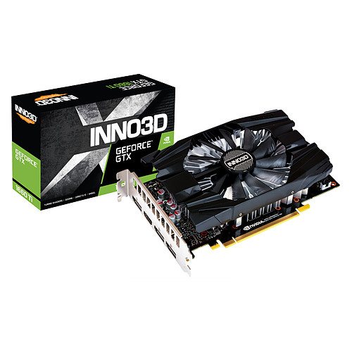 INNO3D GeForce GTX 1660 Ti  COMPACT pas cher