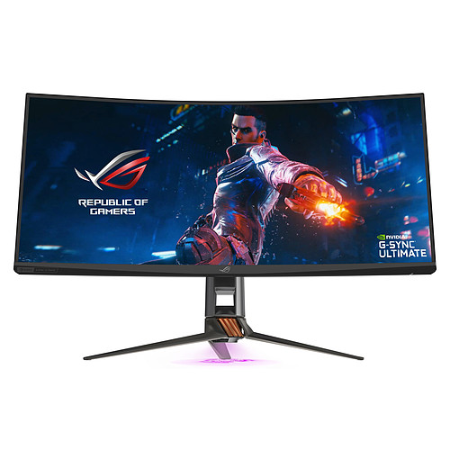 "ASUS 35"" LED - ROG Swift PG35VQ pas cher"