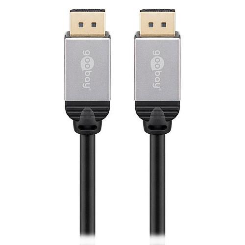 Goobay Plus Câble DisplayPort 1.2 4K (1.5 m) pas cher