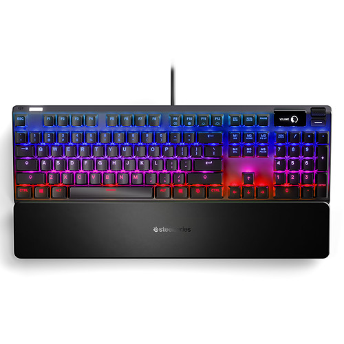 SteelSeries Apex 7 - Switches QX2 Brown pas cher