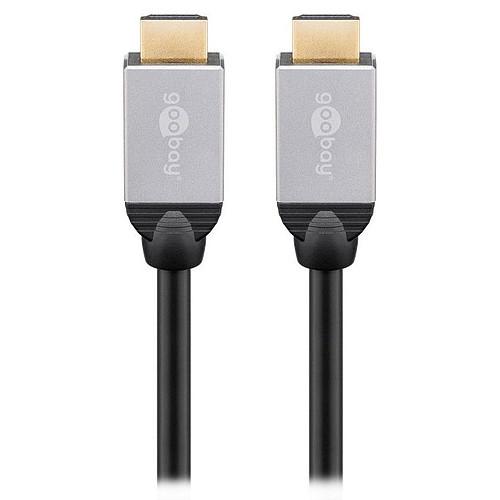 Goobay Plus Câble HDMI 2.0 4K (3 m) pas cher