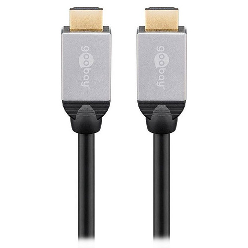 Goobay Plus Câble HDMI 2.0 4K (5 m) pas cher