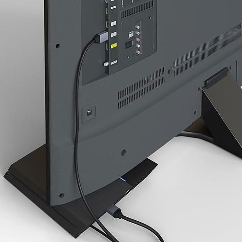Goobay Plus Câble HDMI 2.0 4K (2 m) pas cher