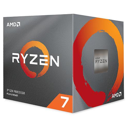 AMD Ryzen 7 3800X Wraith Prism LED RGB (3.9 GHz / 4.5 GHz) pas cher