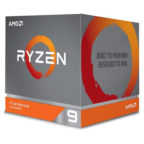 AMD Ryzen 9 3900X Wraith Prism LED RGB (3.8 GHz / 4.6 GHz) pas cher