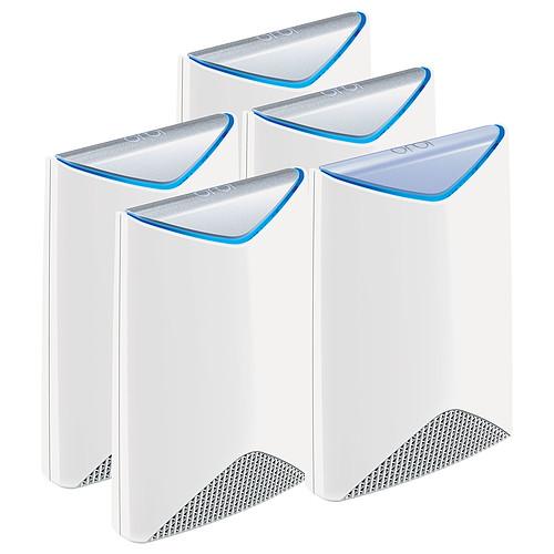 Netgear Orbi Pro Pack routeur + 4 satellites (SRK60B05-100EUS) pas cher