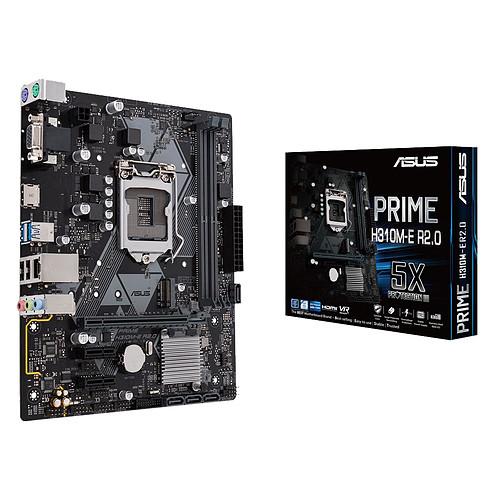 ASUS PRIME H310M-E R2.0 pas cher