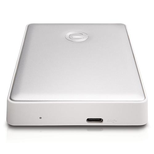 G-Technology G-Drive Mobile USB-C 1 To Argenté pas cher