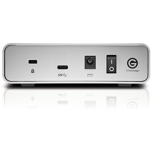 G-Technology G-Drive USB-C 4 To pas cher
