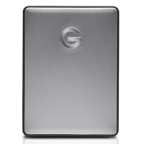 G-Technology G-Drive Mobile USB-C 2 To Gris pas cher