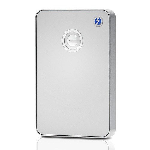 G-Technology G-Drive Mobile 1 To Thunderbolt / USB 3.0 pas cher