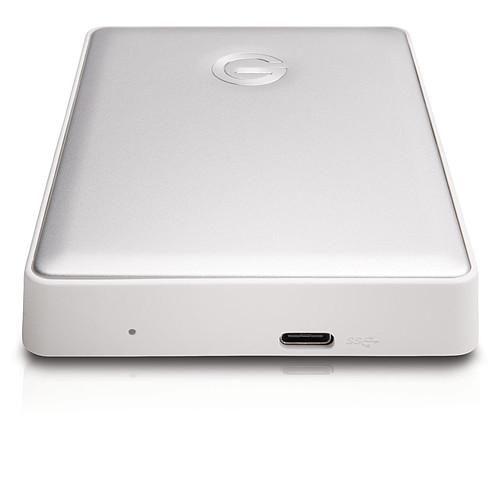G-Technology G-Drive Mobile USB-C 4 To Argenté pas cher