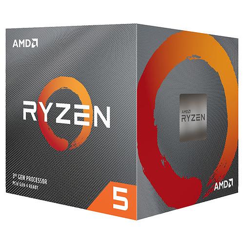 AMD Ryzen 5 3600X Wraith Spire (3.8 GHz / 4.4 GHz) pas cher