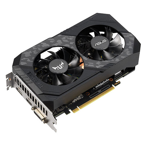 ASUS GeForce GTX 1660 TUF-GTX1660-6G-GAMING pas cher