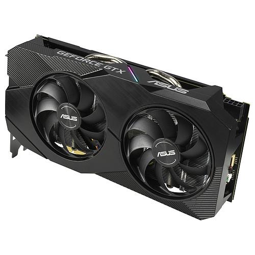 ASUS GeForce GTX 1660 Ti DUAL-GTX1660TI-O6G-EVO pas cher