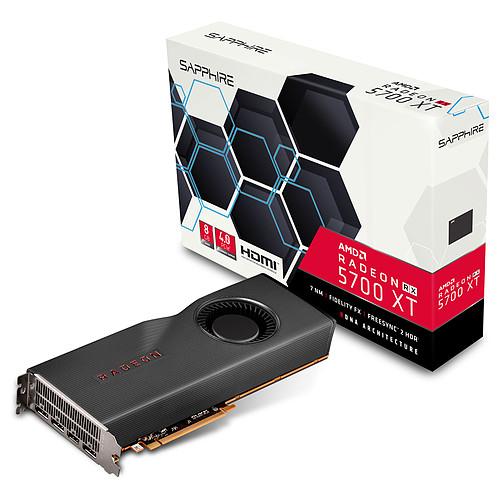 Sapphire Radeon RX 5700 XT 8G pas cher