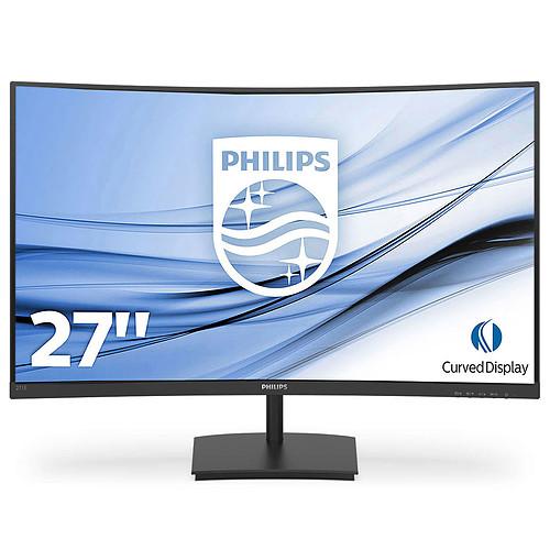 "Philips 27"" LED - 271E1SCA/00 pas cher"
