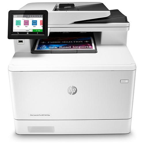 HP Color LaserJet Pro MFP M479dw pas cher