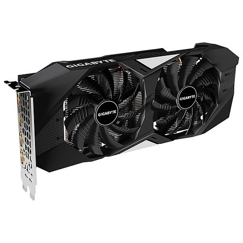 Gigabyte GeForce RTX 2060 SUPER WINDFORCE OC 8G (rev. 2.0) pas cher