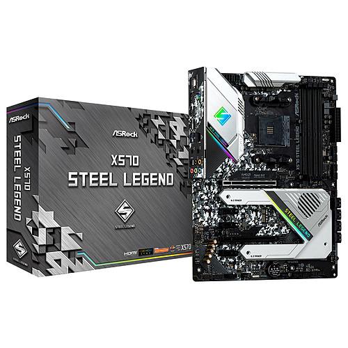 ASRock X570 Steel Legend pas cher