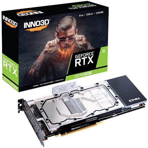 INNO3D GeForce RTX 2070 SUPER iCHILL FROSTBITE pas cher