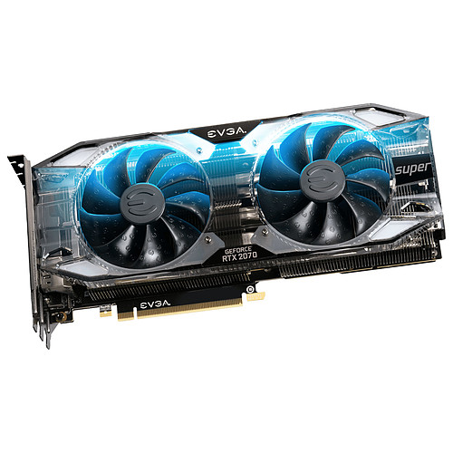 EVGA GeForce RTX 2070 SUPER XC ULTRA GAMING pas cher
