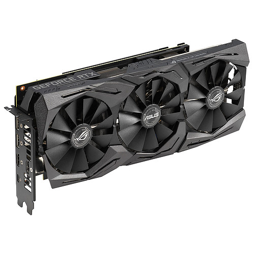 ASUS GeForce RTX 2060 SUPER ROG-STRIX-RTX2060S-O8G-GAMING pas cher