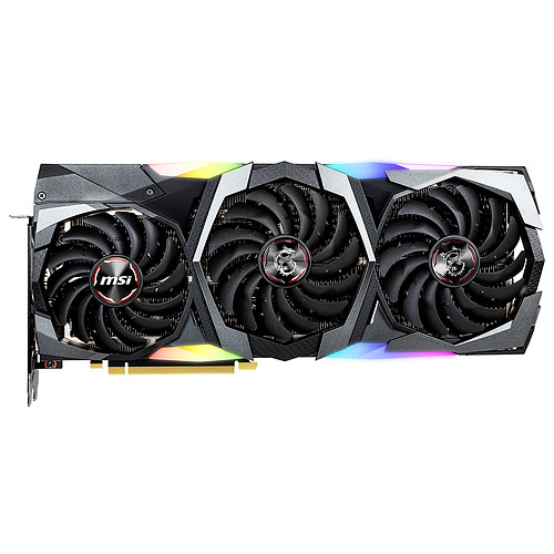MSI GeForce RTX 2070 SUPER GAMING Z TRIO pas cher