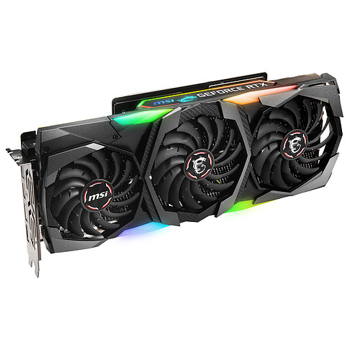 MSI GeForce RTX 2070 SUPER GAMING X TRIO pas cher