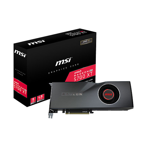 MSI Radeon RX 5700 XT 8G pas cher