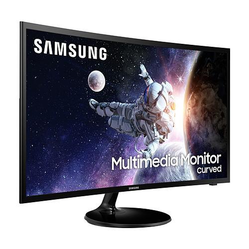 "Samsung 32"" LED - C32F39MFU pas cher"