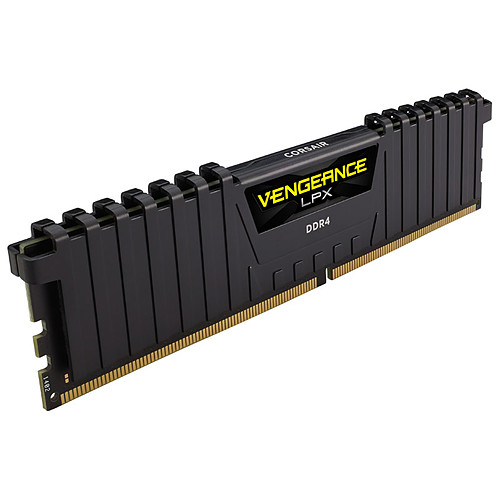 Corsair Vengeance LPX Series Low Profile 256 Go (8 x 32 Go) DDR4 2400 MHz CL16 pas cher