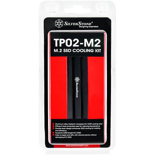 SilverStone TP02-M2 pas cher