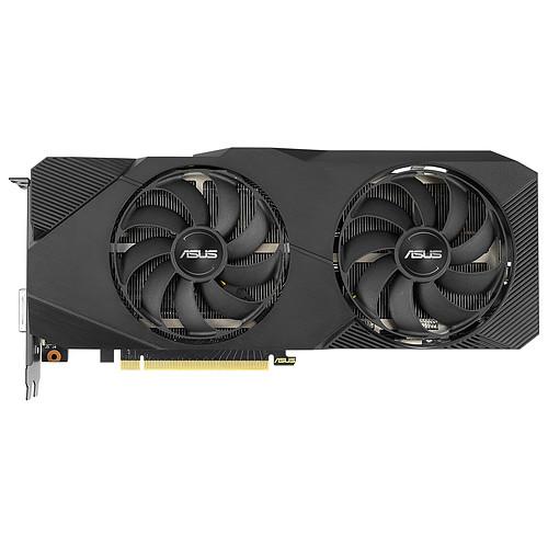 ASUS GeForce RTX 2060 SUPER DUAL-RTX2060S-8G-EVO pas cher