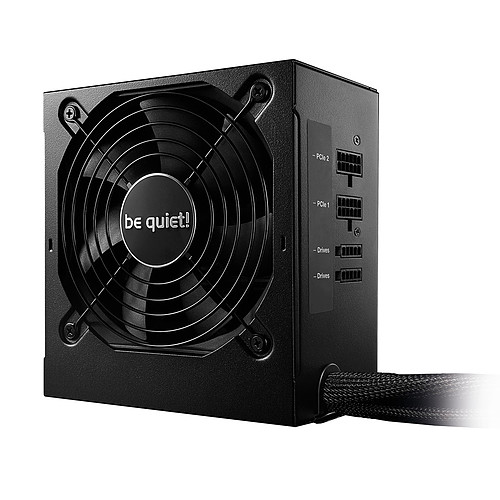 be quiet! System Power 9 400W CM 80PLUS Bronze pas cher