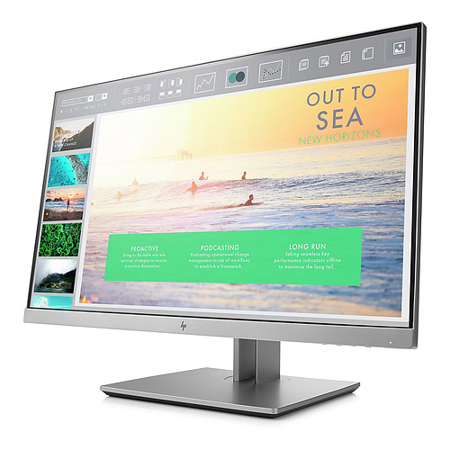 "HP 23"" LED - EliteDisplay E233 pas cher"