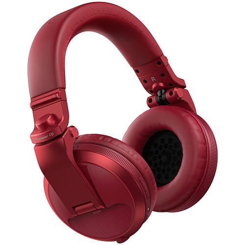 Pioneer DJ HDJ-X5BT Rouge pas cher