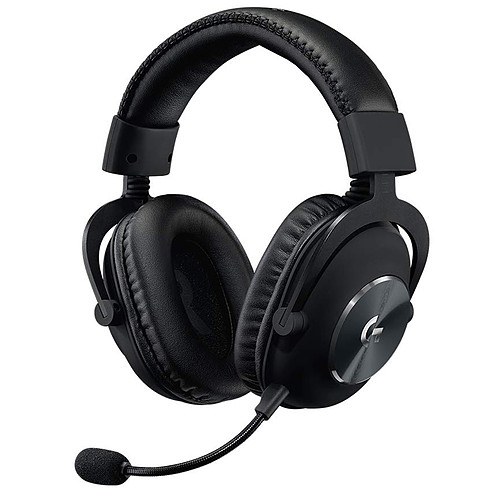 Logitech G Pro Gaming Headset Noir pas cher