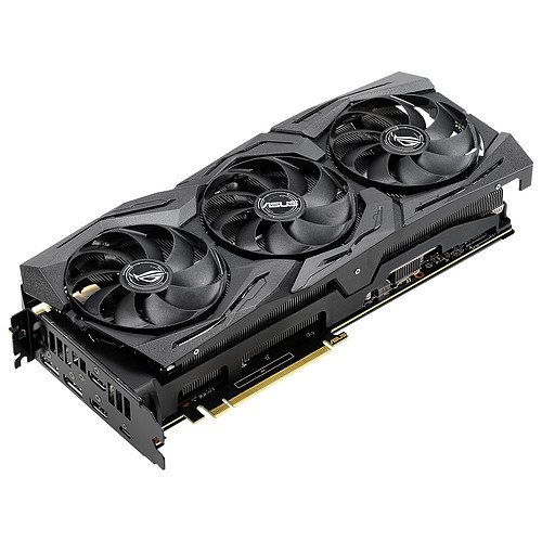 ASUS GeForce RTX 2080 SUPER ROG-STRIX-RTX2080S-8G-GAMING pas cher
