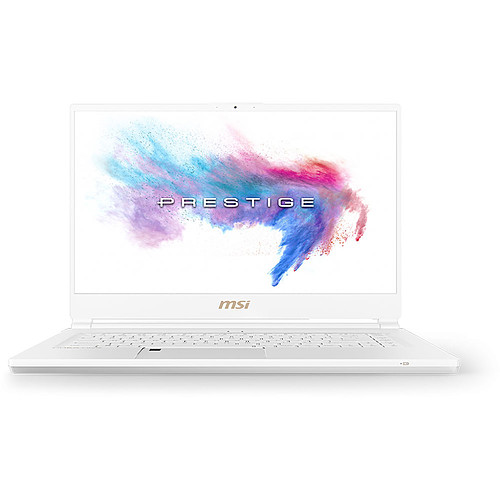 MSI P65 Creator 8RF-446FR (White Limited Edition) pas cher