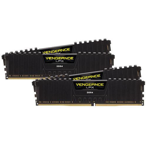 Corsair Vengeance LPX Series Low Profile 64 Go (4 x 16 Go) DDR4 4000 MHz CL18 pas cher