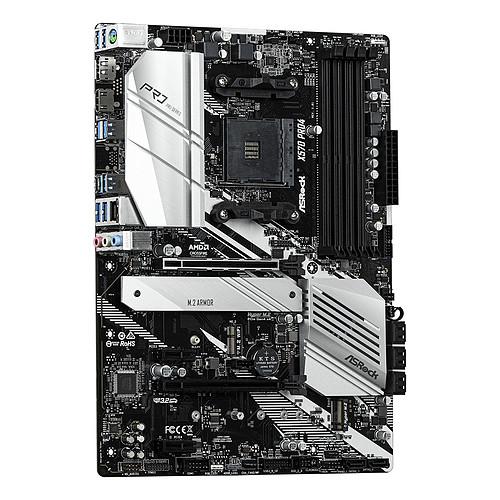 ASRock X570 Pro4 pas cher