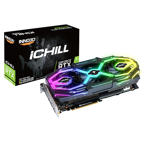 INNO3D GeForce RTX 2070 SUPER iCHILL X3 ULTRA pas cher