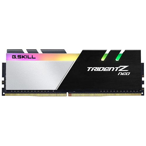 G.Skill Trident Z Neo 32 Go (4x 8 Go) DDR4 3600 MHz CL18 pas cher