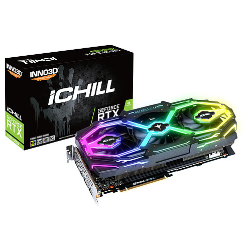 INNO3D GeForce RTX 2060 SUPER ICHILL X3 ULTRA pas cher