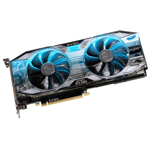 EVGA GeForce RTX 2080 SUPER XC GAMING pas cher