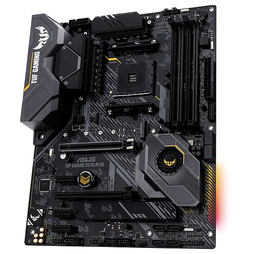 ASUS TUF GAMING X570-PLUS avec mise à jour de BIOS pas cher