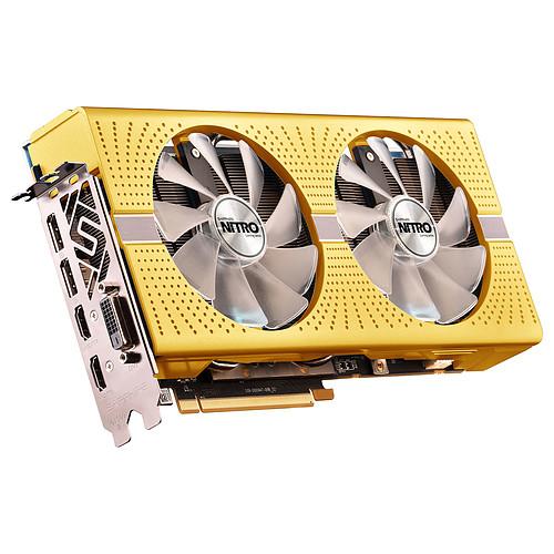 Sapphire NITRO+ Radeon RX 590 8G AMD 50 Gold Edition pas cher