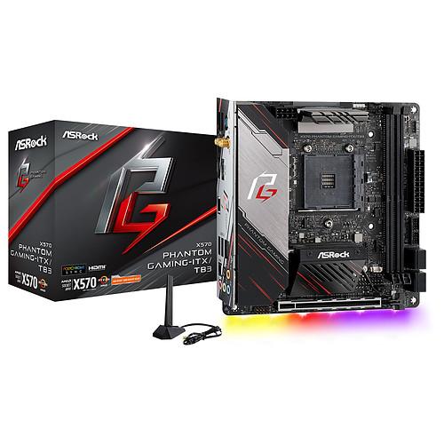 ASRock X570 Phantom Gaming-ITX/TB3 pas cher